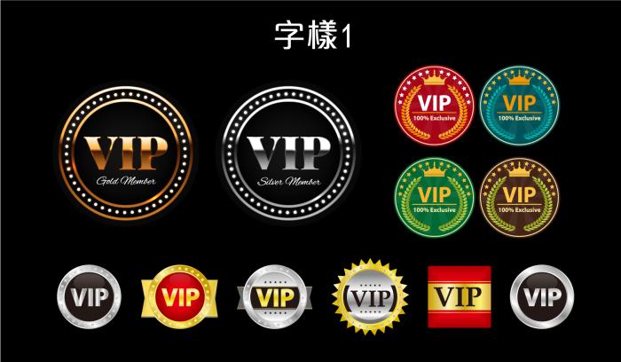 貴賓VIP卡 3