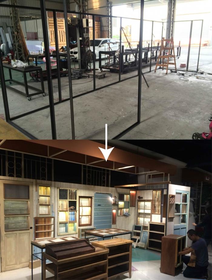 鐵架製作、安裝 3